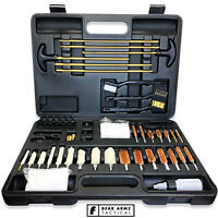 Gun Cleaning Kit by Bear Armz Tactical Works for Calibers .17- .50 Cal
