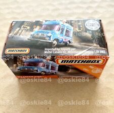 🔥 🚘 Matchbox Metal City ICE CREAM KING Die Cast 1:64 Collectible 43/100🔥
