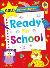 Ready For School Children's Reward Sticker Book. Learning Gift (RFS 1-2. Book 2)