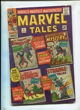 Marvel Tales #3 - Face-To-Face With The Lizard! - (4.0) 1966