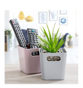 (PACK OF 2) Studio Basket Office 1.01-10cm Mrs Hinch Bathroom Kitchen Home 2021