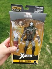 """Marvel Legends Series 6"""" Collectible Figure Skullbuster Toy (X-Men Collection)"""