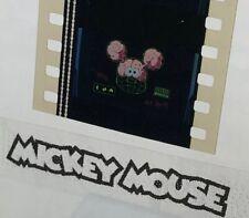 Disney Animation (1996) Film 5-Cell Strip RUNAWAY BRAIN Mickey Mouse's Brain