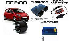 KIT HHO PER MOTORI 1400CC + AMPEROMETRO + PWM AUTOMATICO 30A