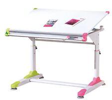 Links scrivania per Scolari con tavolo inclinabile metallo Multicolore 100 x