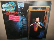 MECO Superman and Other Galactic Heroes ORIGINAL SEALED NEW Vinyl LP Disco Hit