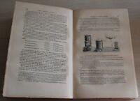 1880 - Traité de PHYSIOLOGIE par J.Béclard - Illustré