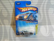 2005 HOT WHEELS ''FIRST EDITIONS'' #016 = FORD SHELBY GR-1 = CHROME , 0715 star