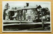 Hartnoll Country House Tiverton England UK Vintage Photo Postcard c.1940