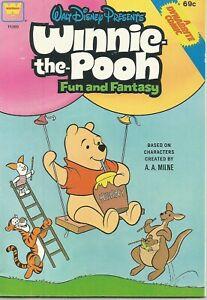 Walt Disney Presents Winnie-the-Pooh Fun and Fantasy (Whitman, 1978)