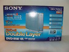 Sony  DRX 710UL, DVD±RW (+R DL) drive - external