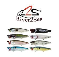 "River2Sea Lures - River2Sea Bubble Walker 128 - River2Sea Topwater Lures - 5"""
