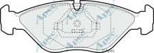 FRONT BRAKE PADS FOR SAAB 9000 GENUINE APEC PAD651