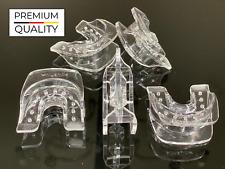 100x OnlySmile Zahnschienen Teeth Whitening Bleaching Mundschiene Mouthtray