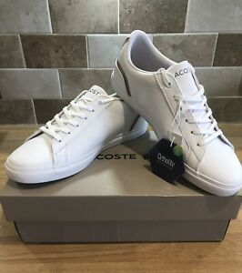 lacoste lerond trainers Junior/women's          Size UK 5  Brand New In Box