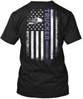 Premium Trucker - Hanes Tagless Tee T-Shirt Hanes Tagless Tee T-Shirt