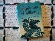 Fragments of Villainy (Dick d'Easum, 1959 HCDJ)