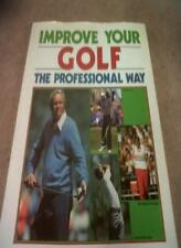 Improve Your Golf the Professional Way,John Jacobs