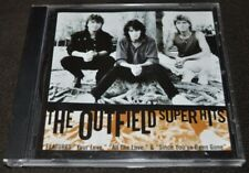 The Outfield - Super Hits CD 1998 Sony Canada
