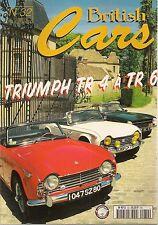 BRITISH CARS 32 TRIUMPH TR4 TR5 TR6 CIRRUS MG PA 1934 MINI MARCOS LYNX EVENTER