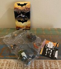 HOT TOYS 1/6 Batman Begins Snap-Kit Ras Al Ghul & Scarecrow! U.S. Seller!
