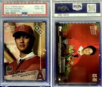 2017 Topps Now Off-Season OS-80 Shohei Ohtani PSA 10 Gem Mint Rookie RC