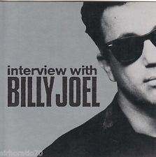 BILLY JOEL Interview CD