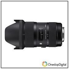 Sigma DC DC HSM 18-35mm F/1.8 HSM DC Lens