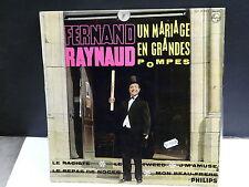 FERNAND RAYNAUD Un mariage en grandes pompes 70362L