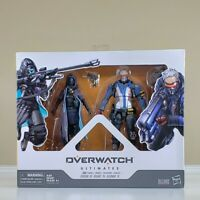 Overwatch Ultimates Series Ana & Soldier 76 | Dual Pack Action Figures | Hasbro