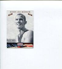 Bobby Joe Morrow Olympic Track Gold 2012 Panini Americana Bronze Proof #64/100