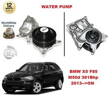 FOR BMW X5 M50 d F85 xDRIVE 381 BHP 2013-->ON WATER PUMP