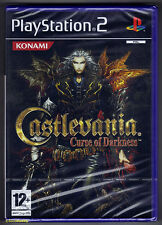 PS2 Castlevania Curse of Darkness (2006) UK Pal, Brand New & Sony Factory Sealed