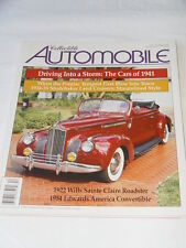 Collectible Automobile Magazine April 2003 Vol 19 - No 4
