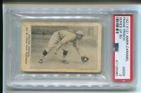 1921 E121 Frankie Frisch American Caramel Series of 80 - PSA 2