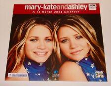 MARY-KATE and ASHLEY OLSEN TWINS 2003 Calendar (STILL SEALED)