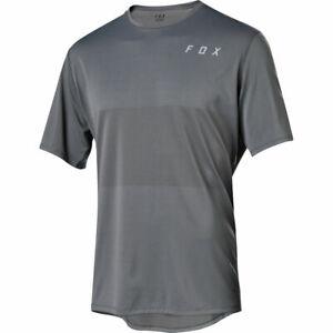 Fox Racing Ranger s/s Short Sleeve Jersey Vintage Grey
