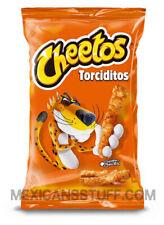 CHEETOS TORCIDITOS SABRITAS Mexican Chips (52 G EACH) 4, 5, 6, 7, 8, 9, 10 BAGS!