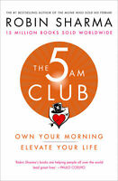 The 5 Am Club by Sharma Robin (2018, Paperback)