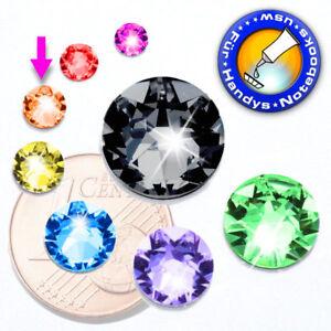 Swarovski Kristalle 2088 KEIN Hotfix SS16 (Strass-Steine zum Aufkleben) Farbwahl