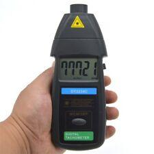 Digitales berührungsloses Handfototachometer Motordrehzahlmessgerät