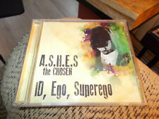 ID, Ego, Superego by A.S.H.E.S. the Chosen (CD, SMG)
