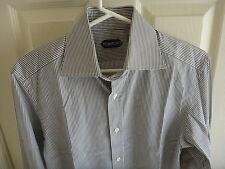 TOM FORD (15.5 / 33 / 39 ) DRESS SHIRT * $595 PRECI EUC fo108 rr