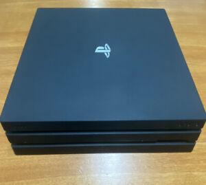 PlayStation4 PS4 Pro 1Tb Come Nuova con Cavi