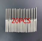 For 3/16' Cable Railing T316 Stainless Steel Swage Lag Screw Stud Left Threaded