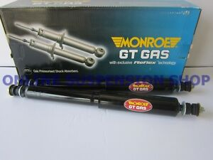 MONROE GT GAS Rear Shock Absorbers to suit Ford Fairlane ZA ZB ZC ZD Models