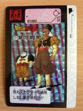 Carte Dragon Ball Z DBZ Carddass Hondan Part 09 #377 Prisme 1991 MADE IN JAPAN