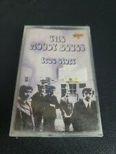 The Moody Blues True Story Cassette 2001 Sealed New