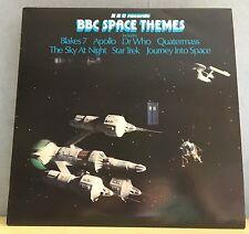 BBC RADIOPHONIC WORKSHOP VARIOUS Space Themes 1978 vinyl LP EXCELLENT CONDITION