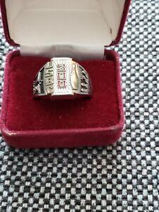 **Keepsake USBC Bowling Conference 300 Game Ring Sz 16